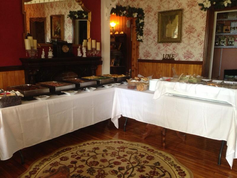 Sprague House Buffet Catering Services